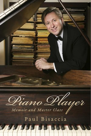 Piano Player - Front Cover